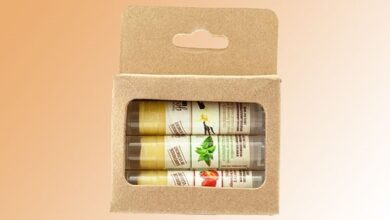 Photo of Customized Lip Balm Display Boxes Enlivens Your Brand