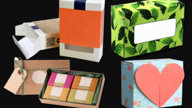 Photo of Design your own innovative artistic custom soap boxes