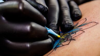 Photo of Lotus Tattoo Doesn't Have To Be Hard. Read These Tips
