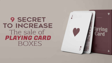 Photo of 9 Secret to increase the Sale of Playing Card Boxes