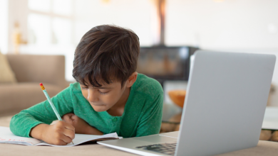 Photo of 6 ways to help children cope up with digital fatigue