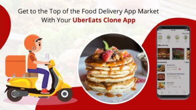 Photo of Get to the top of the food delivery app market with your UberEats clone app
