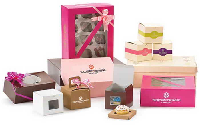 Unique Bakery Boxes