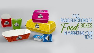 Photo of Five Basic Functions of Food Boxes in Marketing Your Items