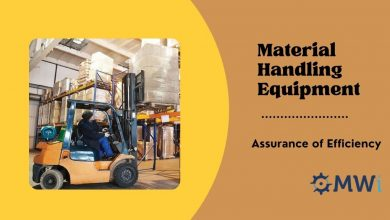 Photo of Assurance of Efficiency with Material Handling Equipment