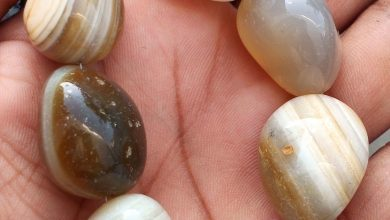 Photo of The Eco-friendly And Exquisite Botswana Agate Beads