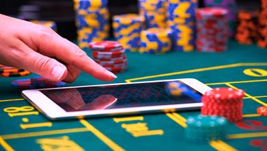 Photo of Type of online gambling games