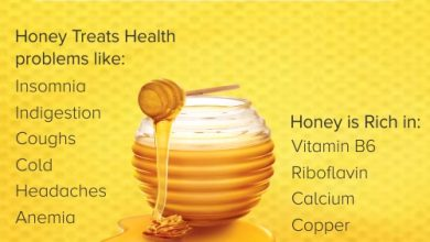 Photo of Different Health Benefits Of Honey