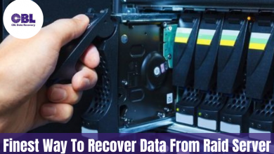 Photo of Finest Way To Recover Data From RAID Server