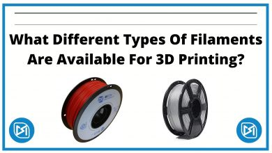 Photo of What Different Types Of Filaments Are Available For 3D Printing?