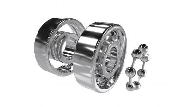 Photo of How do ball bearings reduce friction?