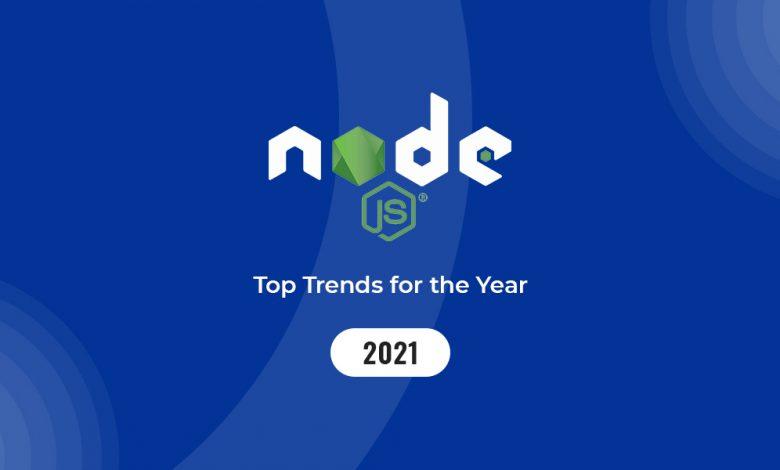 nodejs trends