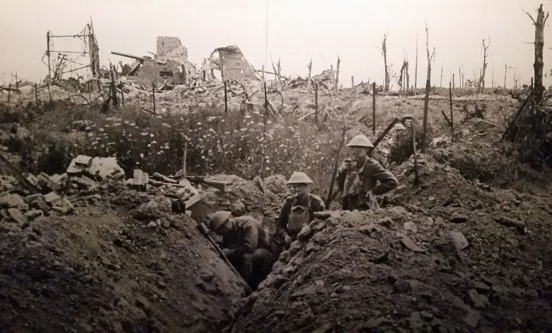 History of WWI and WWII