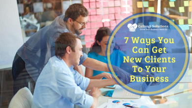 Photo of 7 Ways You Can Get New Clients To Your Business