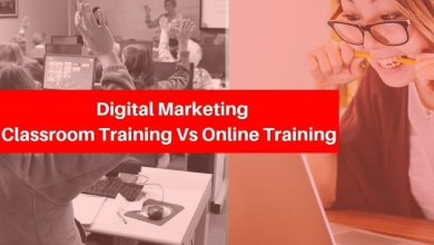 Photo of Better Form Of Digital Marketing Training-Classroom Or Online Training?