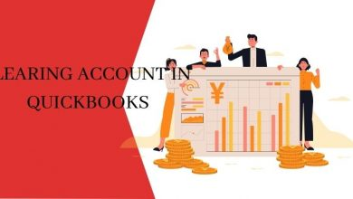Photo of Clearing Accounts In QuickBooks