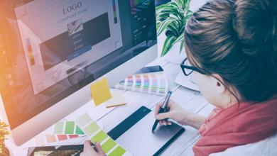 Photo of Digital Marketing Agency Logo Design in Business World