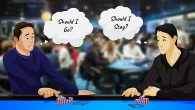 Photo of Four Core Reasons To Leave The Online Poker Table